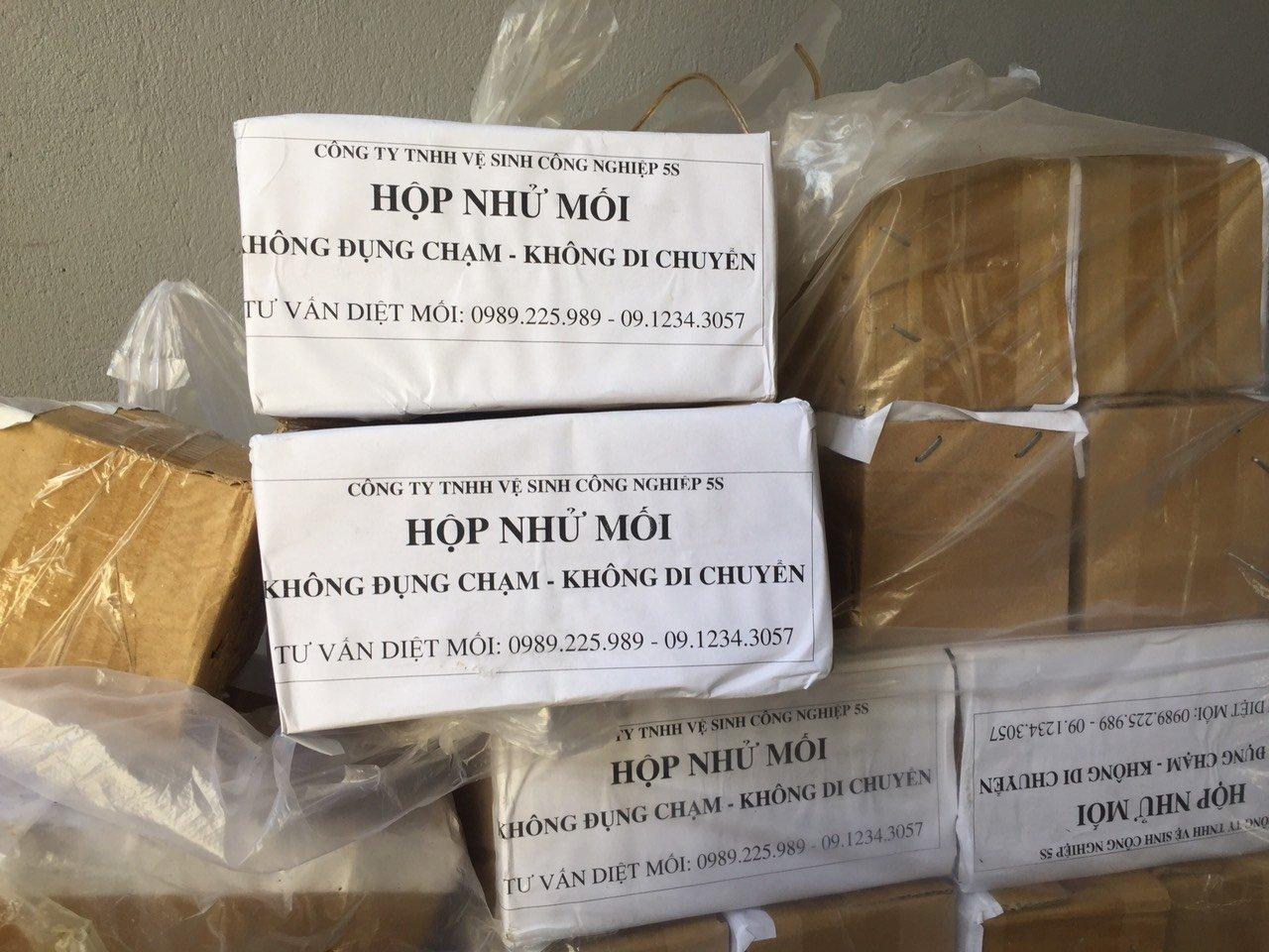 Hộp nhử mối tại Đà Nẵng